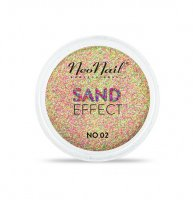 NeoNail - SAND EFFECT - Pollen for nails