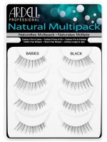 ARDELL - Natural Multipack - Set of 4 pairs of lashes on the strap