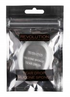 MAKEUP REVOLUTION - SILICONE SPONGE - TEAR DROP