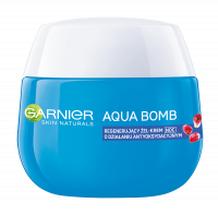 GARNIER - AQUA BOMB - Regenerating anti-oxidant Night Cream-gel