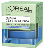 L'Oréal - CLAY CLEANING MASK