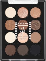 Make-Up Atelier Paris - PALETTE 12 EYESHADOW - P12C / ESN