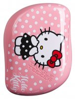Tangle Teezer - ON-THE-GO - DETANGLING HAIRBRUSH - Hello Kitty Pink