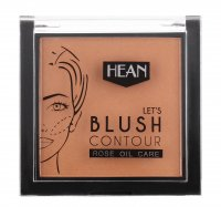 HEAN - LET'S BLUSH CONTOUR - ROSE OIL CARE