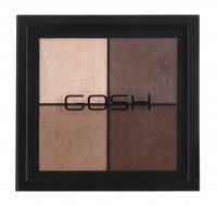 GOSH - EYE EXPRESSION - Palette of 4 eye shadows