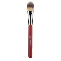 Sigma - F60 - FOUNDATION BRUSH - Coral Handle
