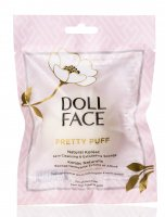 DOLL FACE - PRETTY PUFF - Natural Konjac - Cleansing Sponge