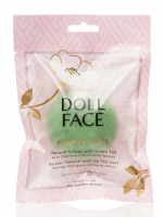 DOLL FACE - PRETTY PUFF - Natural Konjac with Green Tea