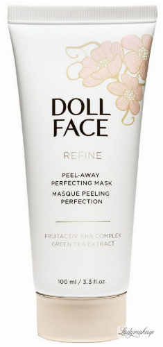 DOLL FACE - REFINE - Peel-Away Perfecting Mask