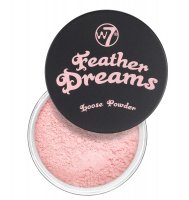 W7 - Feather Dreams Loose Powder - PERFECT PINK