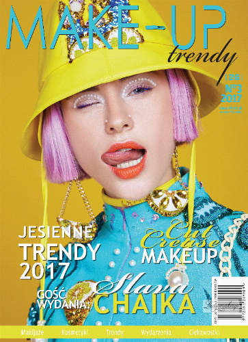Make-Up Magazine Trendy - AUTUMN TRENDY - No3 / 2017