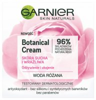 GARNIER - Botanical Cream - Rose Floral Water