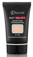 Flormar - MAT VELVET MATIFYING FOUNDATION
