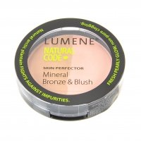 Lumene - Natural Code - Mineral bronze and blush
