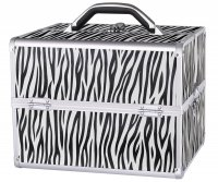 LOVETO.PL - Make-up box - ZEBRA