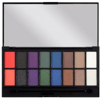 MAKEUP REVOLUTION - Dark Reign Palette - 16 Shades Palette