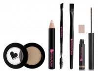 Kelley Baker Brows - A set of 5 eyebrow makeup products - BLONDE