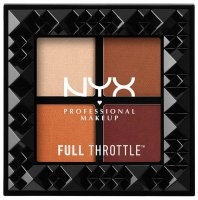 NYX Professional Makeup - FULL THROTTLE SHADOW PALETTE - COLOR RIOT