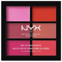 NYX Professional Makeup - PRO LIP CREAM PALETTE - THE PINKS