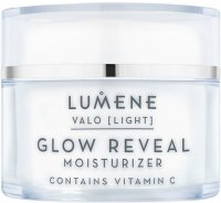 LUMENE - VALO - GLOW REVEAL MOISTURIZER - Brightening cream with vitamin C for all skin types