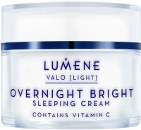 LUMENE - OVERNIGHT BRIGHT - SLEEPING CREAM - Illuminating night cream with vitamin C
