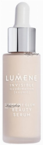 LUMENE - INSTANT GLOW - BEAUTY SERUM