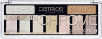 Catrice - THE ULTIMATE CHROME - COLLECTION EYESHADOW PALETTE - 010 Heights And Lights