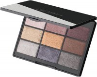 GOSH - 9 SHADES - METALLIC SHADOW COLLECTION - 9 eyeshadow palette - 005 TO PARTY IN LONDON