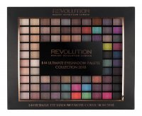 MAKEUP REVOLUTION - 144 ULTIMATE EYESHADOW PALETTE COLLECTION 2018