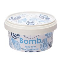 Bomb Cosmetics - Tippy Toes Foot Treatment