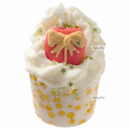 Bomb Cosmetics - All Wrapped Up - Cream Bath Bun