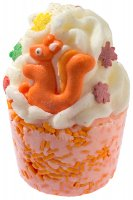 Bomb Cosmetics - Nuts About You - Creamy Bath Cupcake