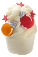 Bomb Cosmetics - Merry & Bright - Creamy Bath Cupcake