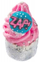 Bomb Cosmetics - Zap That! - Creamy Bath Cupcake- ZAP
