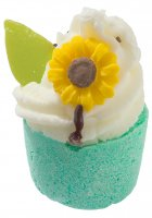 Bomb Cosmetics - Sunflower Fields - Creamy Bath Cupcake