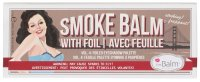 The Balm - SMOKE BALM Vol. 4 - Foiled Eyeshadow Palette - 3 Eyeshadows