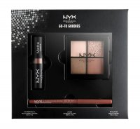 NYX Professional Makeup - GO-TO GOODIES SET