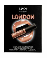 NYX Professional Makeup - CITYSET Wanderlust Lip, Eye & Face Palette - LONDON 2.0