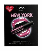 NYX Professional Makeup - CITYSET Wanderlust Lip, Eye & Face Palette - NEW YORK