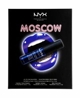 NYX Professional Makeup - CITYSET Wanderlust Lip, Eye & Face Palette - MOSCOW