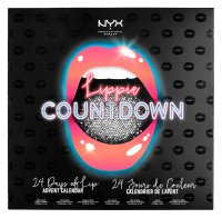 NYX Professional Makeup - LIPPIE COUNTDOWN 24 DAYS OF LIP - ADVENT CALENDAR - Set of 24 lipsticks