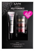 NYX Professional Makeup - #GLITTERGOALS SET 02