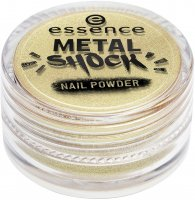 Essence - METAL SHOCK - NAIL POWDER