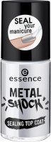 Essence - METAL SHOCK - SEALING TOP COAT