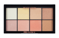 MAKEUP REVOLUTION - PRO GLOW 2 - HIGHLIGHTER PALETTE