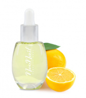NeoNail - Cuticle and nail oil with a pipette - LEMON - ARTICLE 5900-4