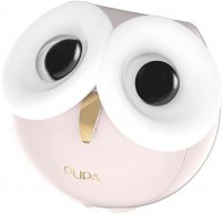PUPA - OWL 3 - 001 Warm Shades - Makeup kit for face, eyes and lips