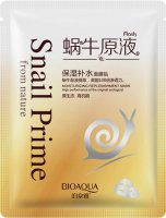 BIOAQUA - Snail Prime From Nature Sheet Mask