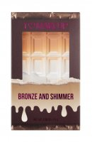 I Heart Revolution- BRONZE AND SHIMMER - HIGHLIGHT & ILLUMINATOR DUO