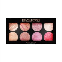 MAKEUP REVOLUTION - 8 BLUSH PALETTE - BLUSH QUEEN